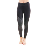 Battle Legging Grainy Black