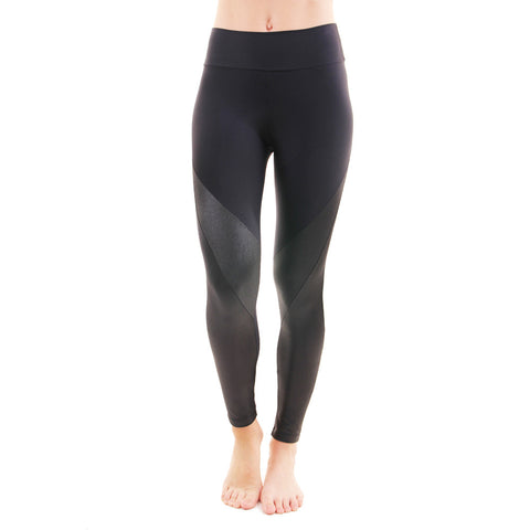 Battle Legging Grainy Black (Final Sale)