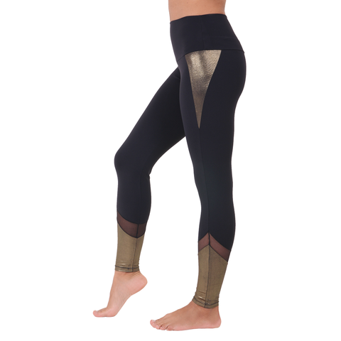 Toughen Up Legging II Gold (Final Sale)