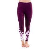 Philosophy Legging Tie Dye Purple