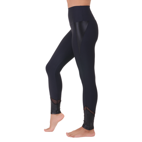 Toughen Up Legging II Lustrous Black