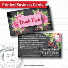 Load image into Gallery viewer, Business Card - Bed of Roses