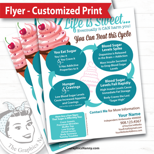 Flyer - Customized - Cravings