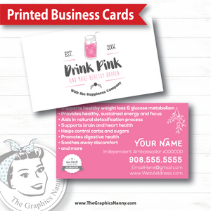 Business Card - Happiness