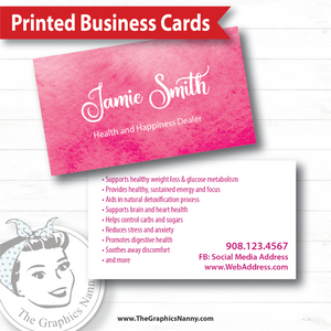 Business Card - Papyrus
