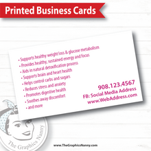 Load image into Gallery viewer, Business Card - Papyrus