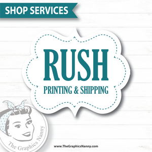 Services - Rush Printing & Shipping