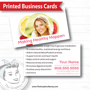 Business Card - Simply Natural