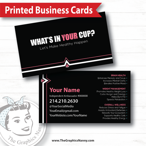Business Card - The Right Direction