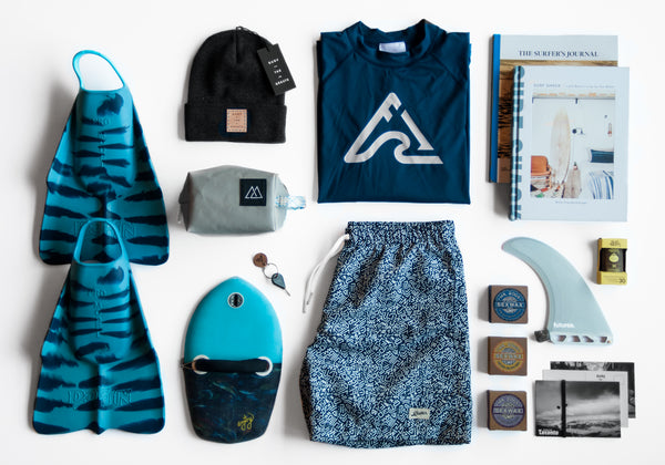 <b>The Bather Gift Guide feat. Surf the Greats</b>