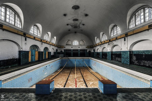 Abandon the Indoor Pool