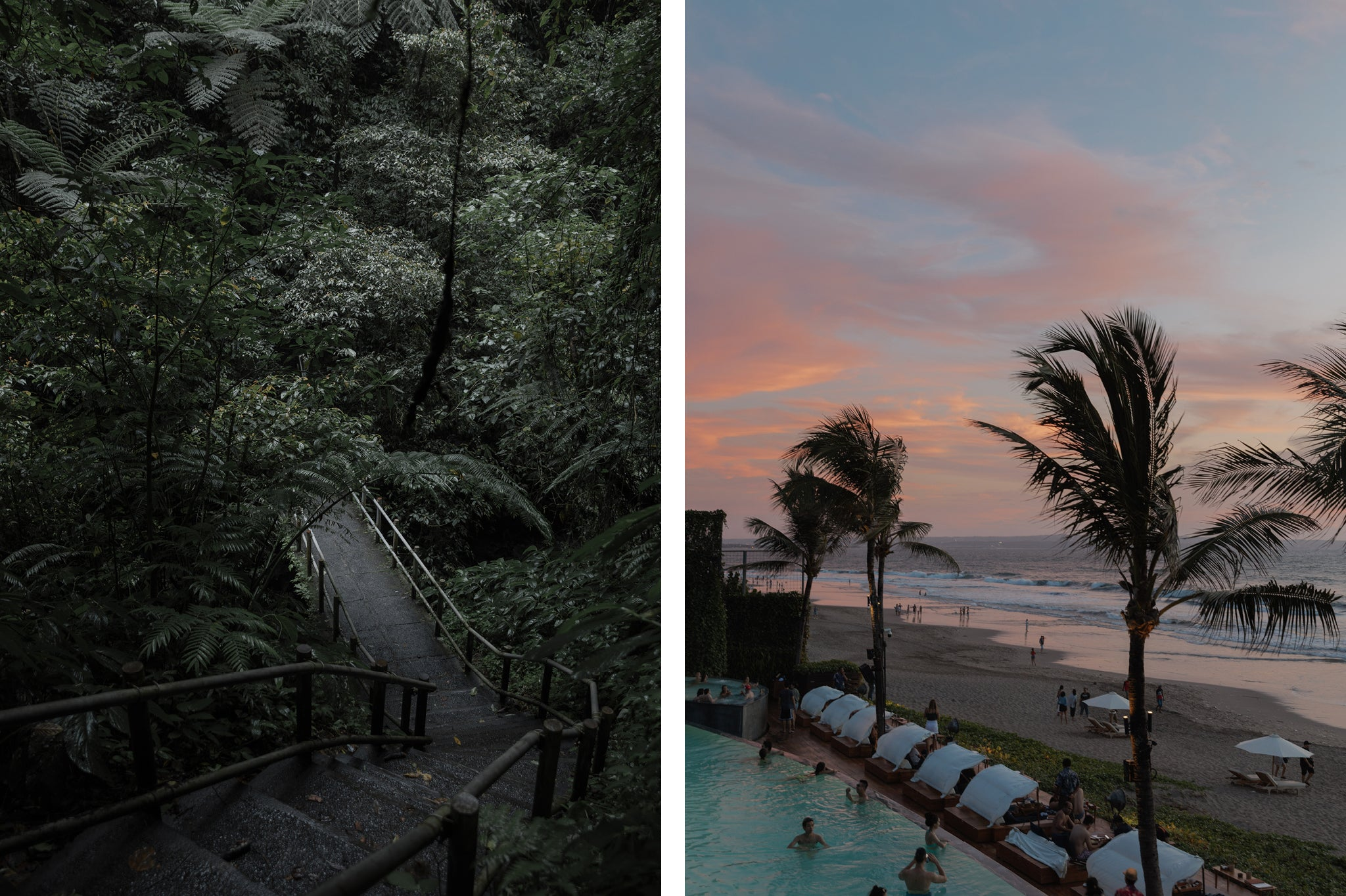 Beaches and nature trails in Bali to explore