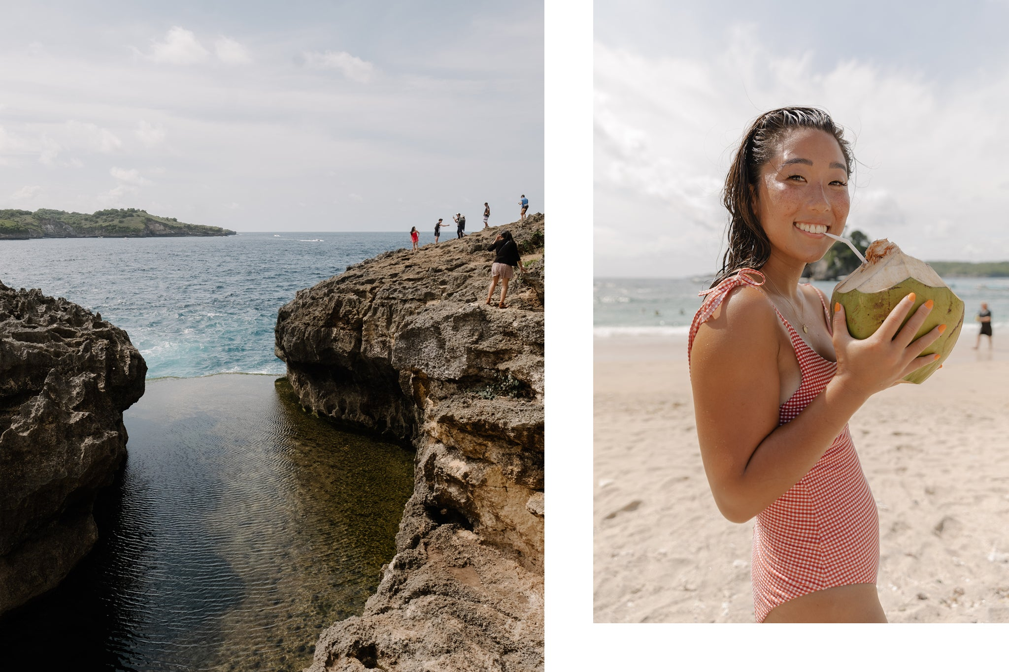 Bather's Excellent Adventures in Bali with Hanna Kim-Yoo