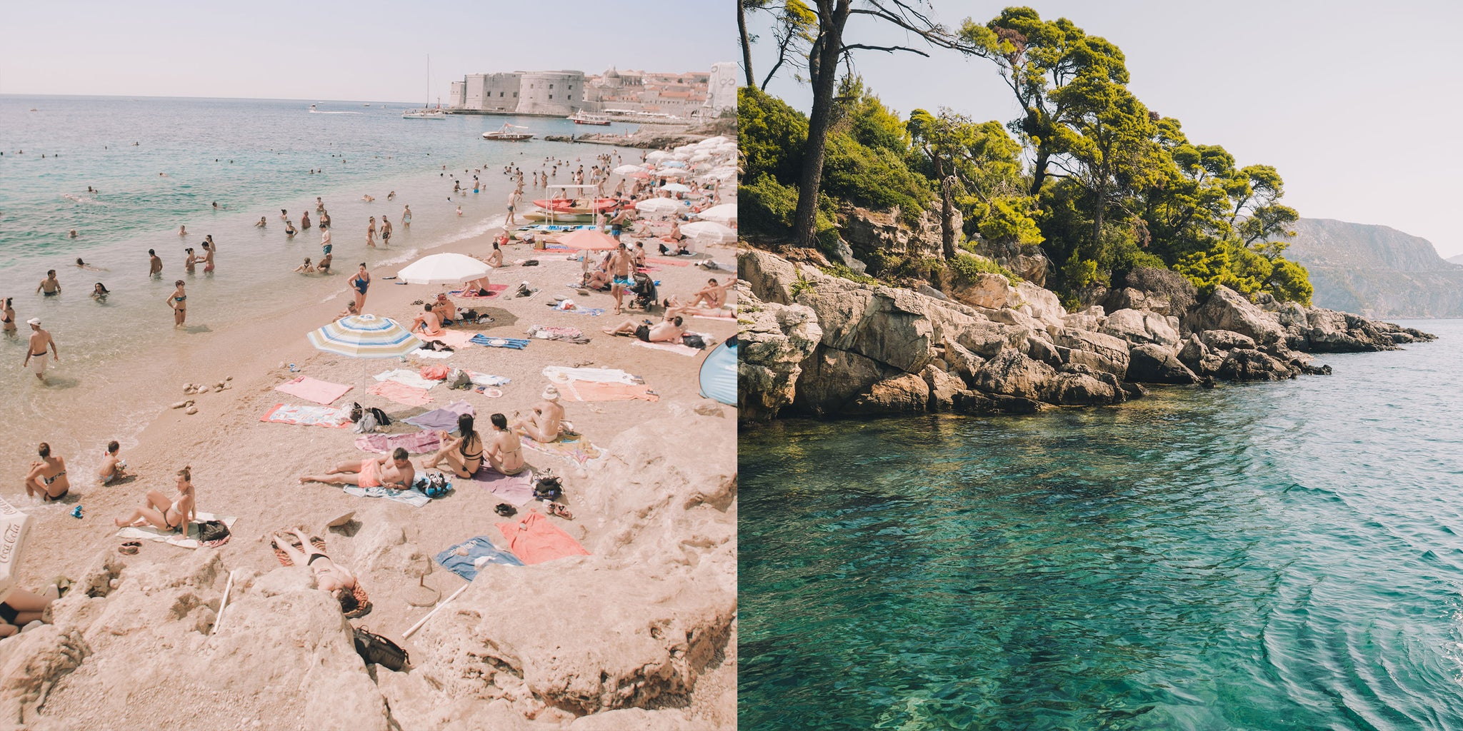 Beaches in Croatia for Bather
