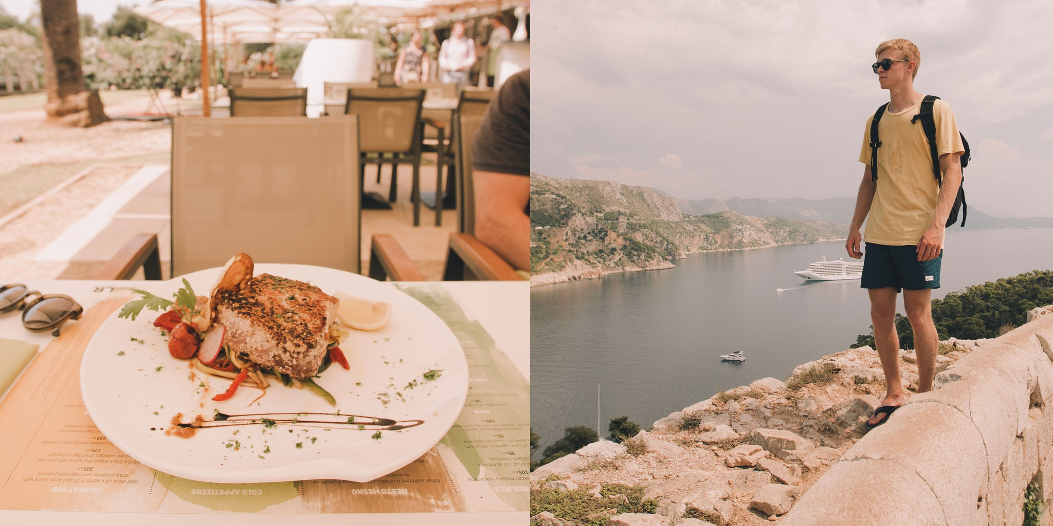 Best Restaurants in Croatia | Bather Excellent Adventures