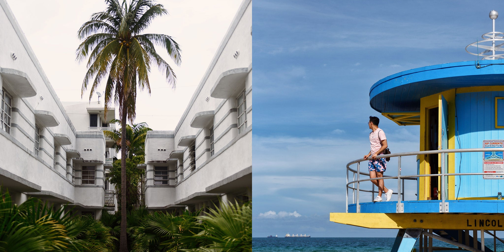 Exploring Miami | Didier Young's Excellent Adventure for Bather