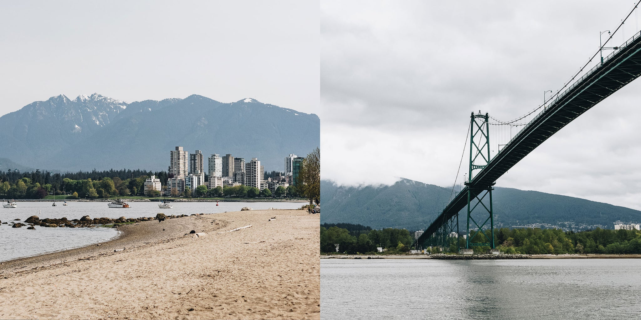 Bather's Excellent Adventures in Vancouver with Brandon Lind - Kits Beach