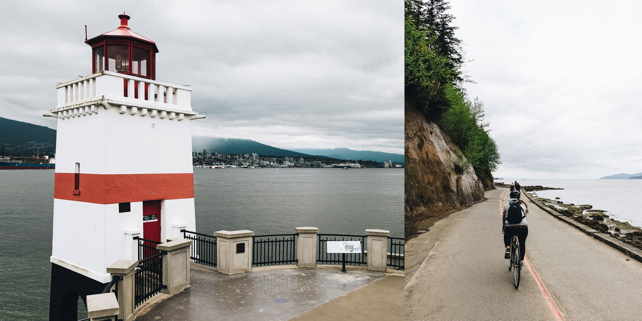 Bather's Excellent Adventures in Vancouver with Brandon Lind