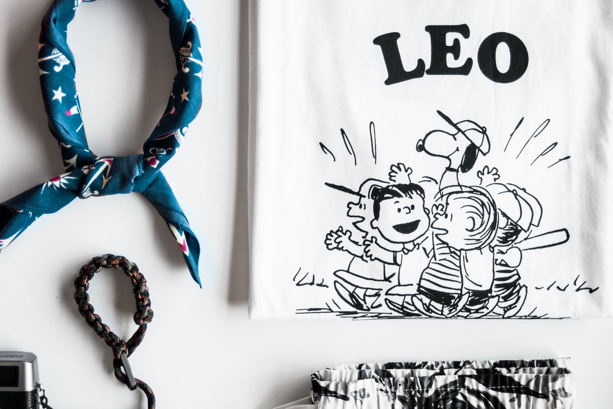 Shop Lost and Found: Leo Shirt
