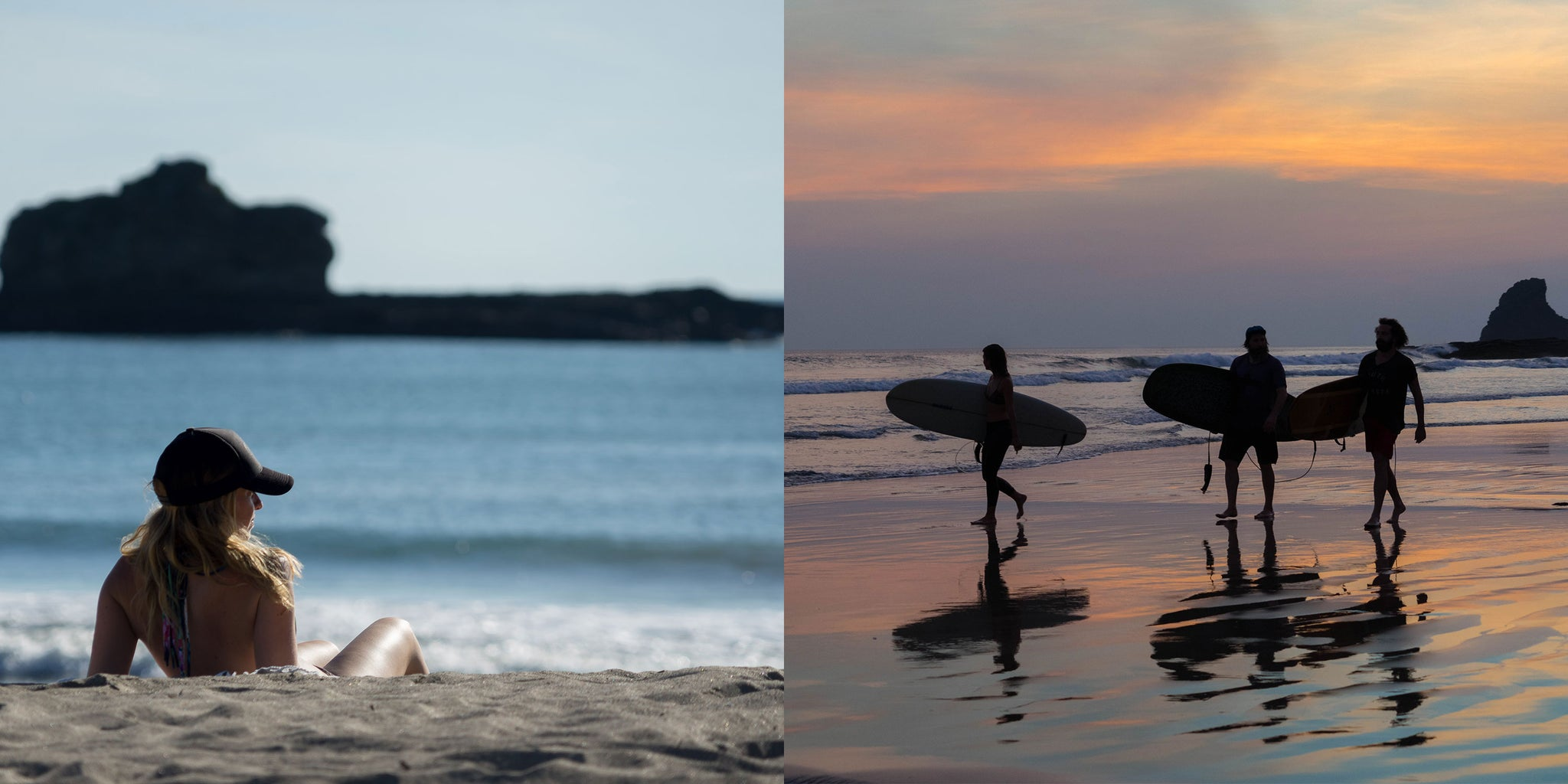 Bather - Excellent Adventures - Surfing in Nicaragua