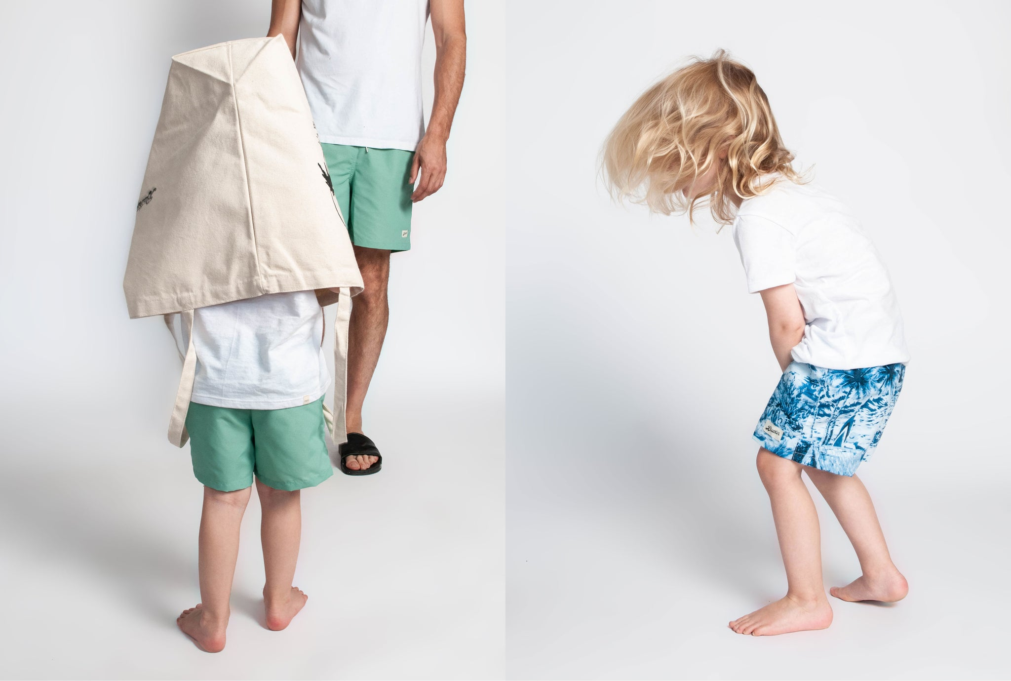 Bather Kids Collection