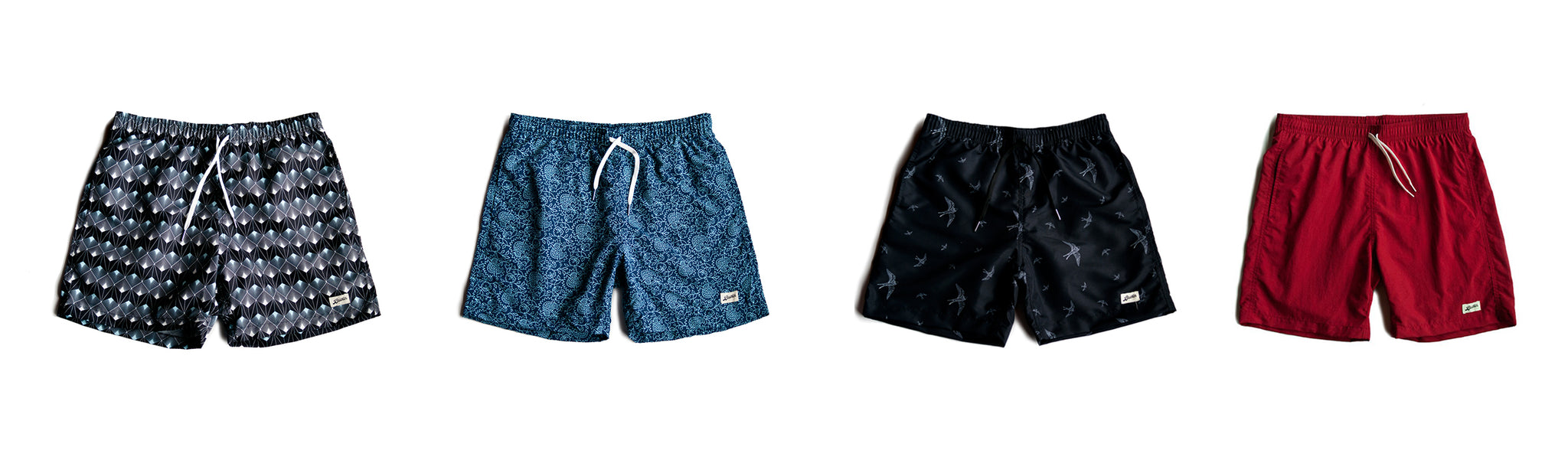Men's swimwear by Bather