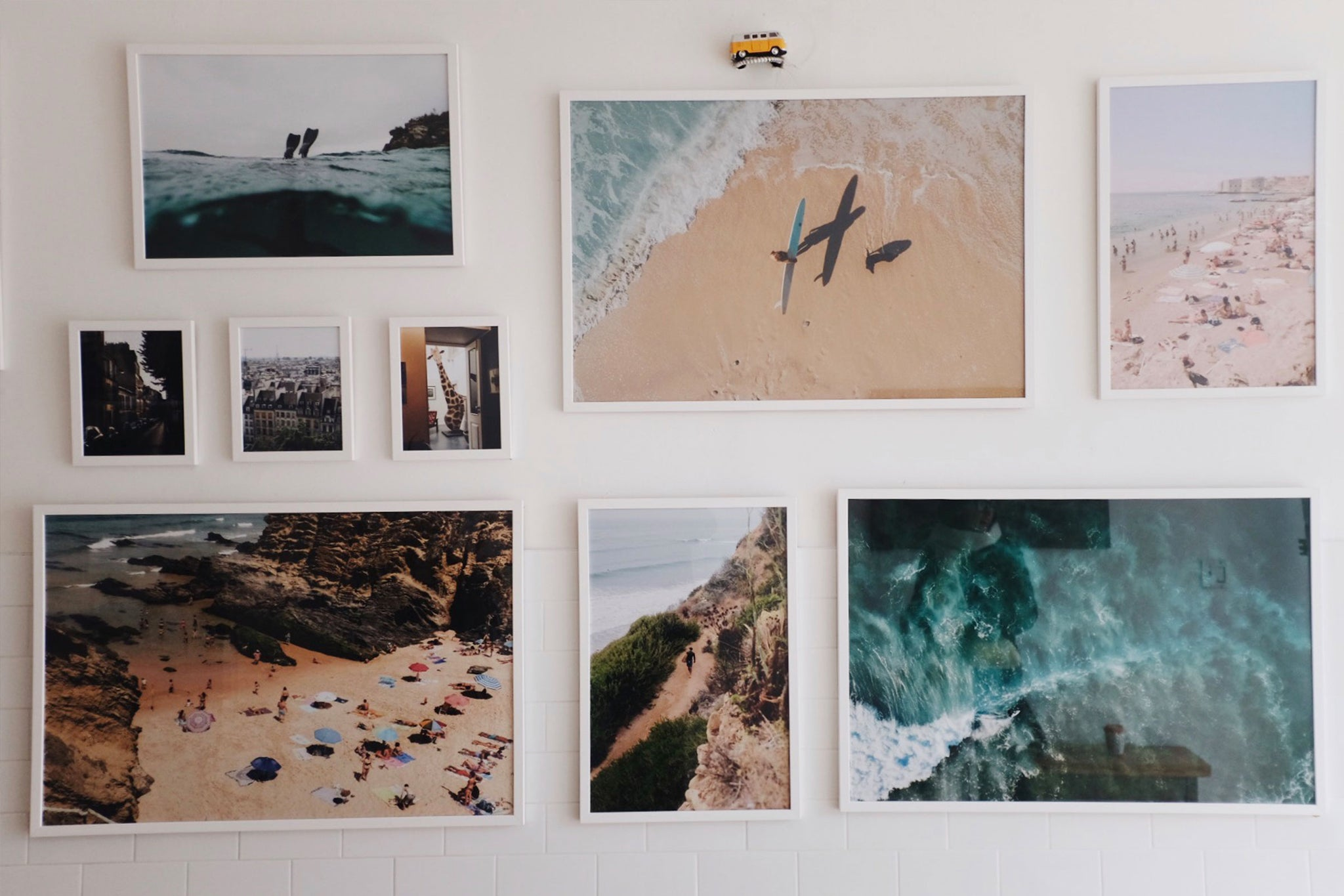Photo prints featuring work by Excellent Adventures contributors