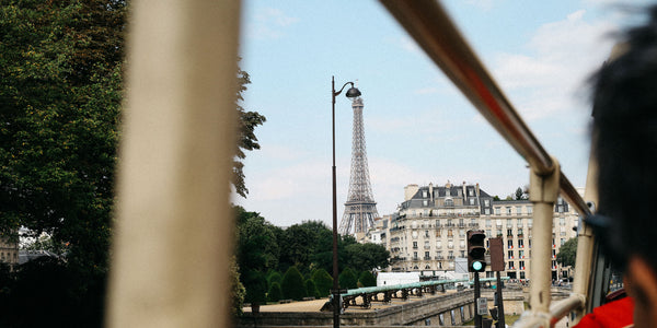 Excellent Adventures: Paris with Nicole Breanne