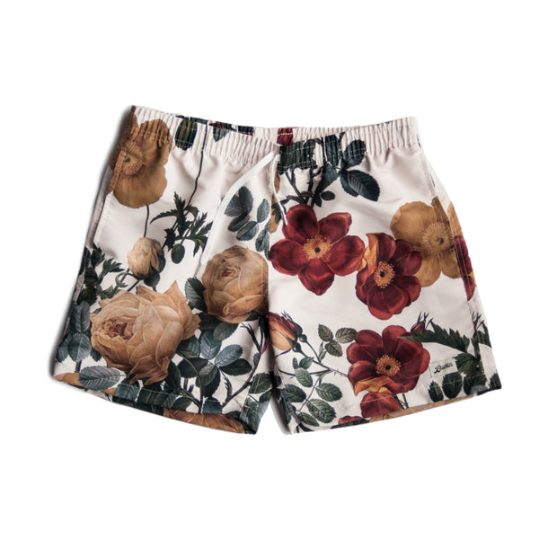 Daytime Bouquet Swim Trunk