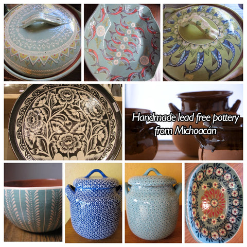 Beautiful pottery—but is it food-safe?