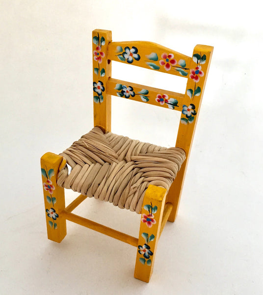 Mini Painted Chair