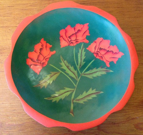 Maque lacquerware from Michoacan