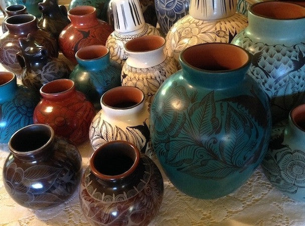 Traditional Clay Pots Great Masters