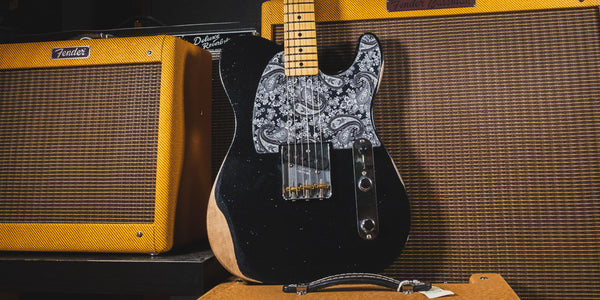 New Fender Artist Series Releases
