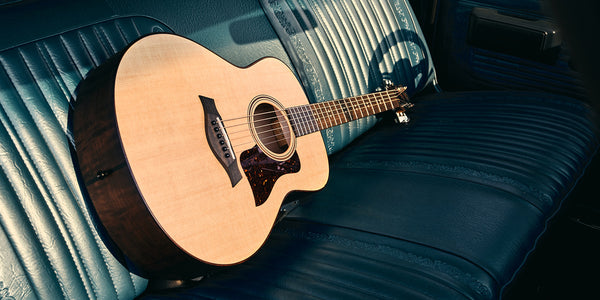 Taylor Grand Theater Acoustic Guitars Announced