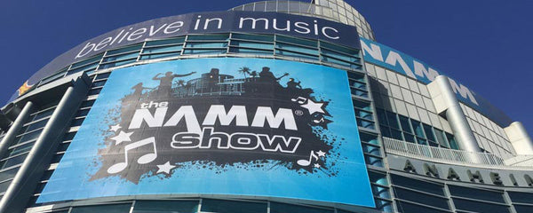Winter NAMM Show 2017 Highlights