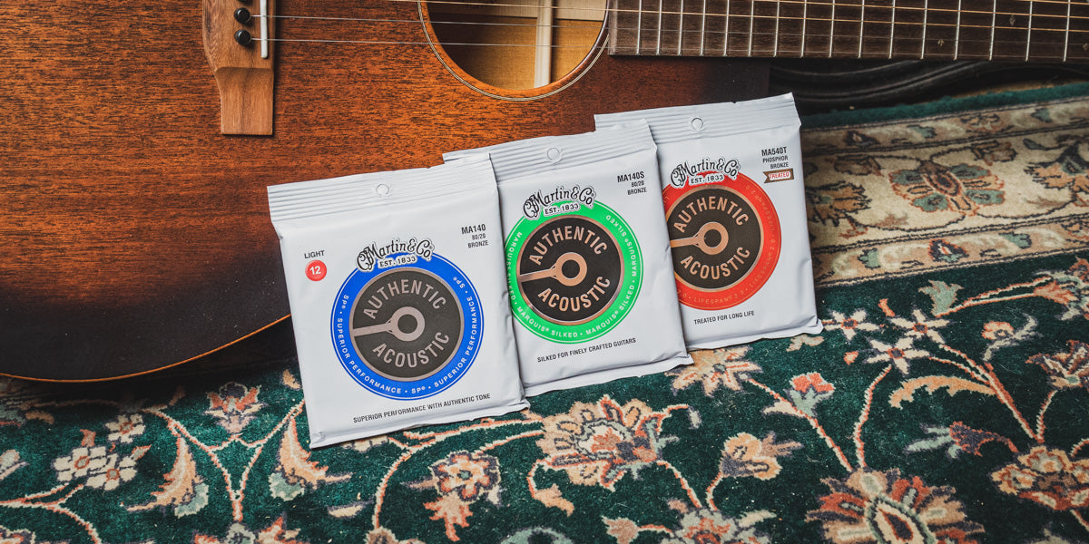 Martin Authentic Acoustic Strings