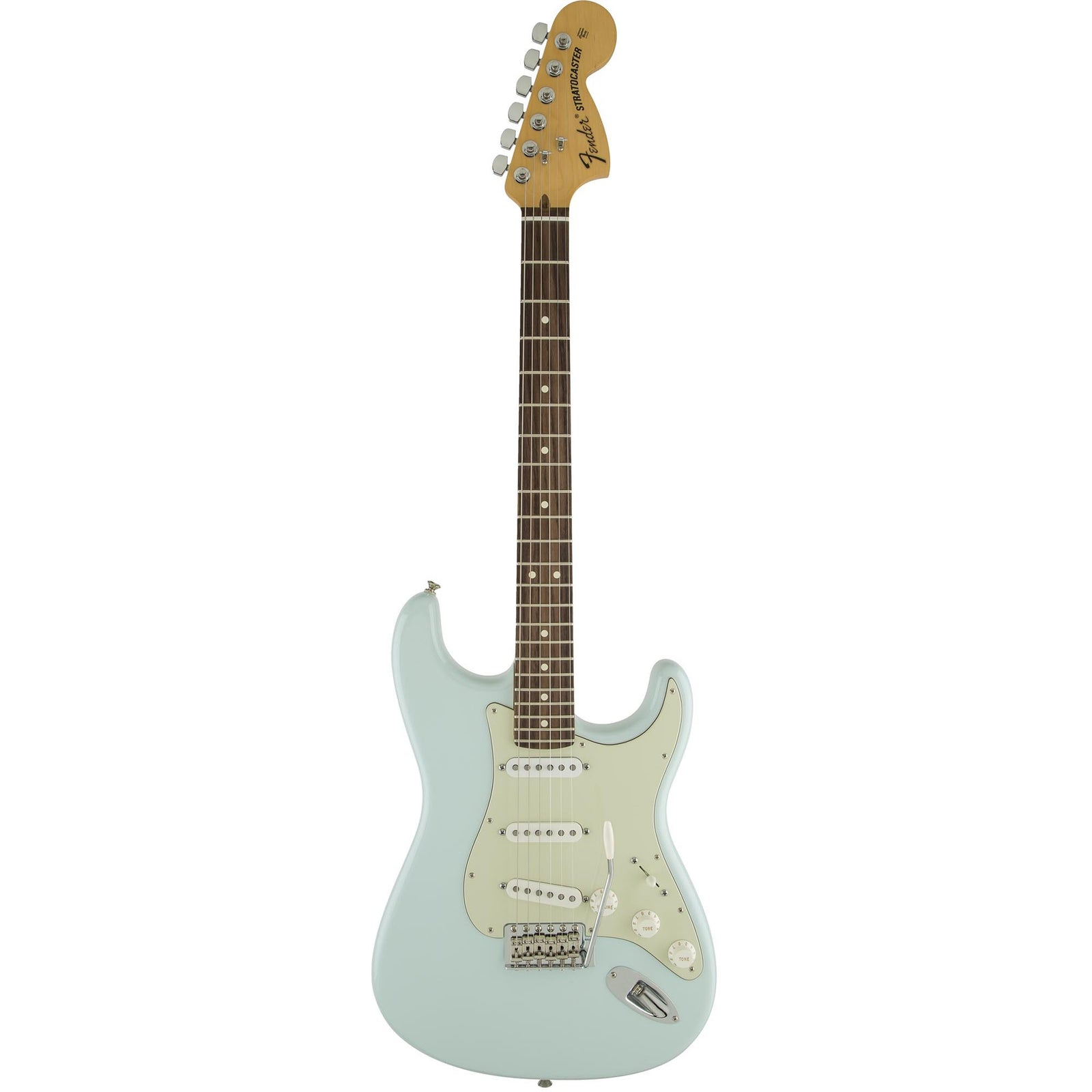 Fender American Special Stratocaster - Sonic Blue