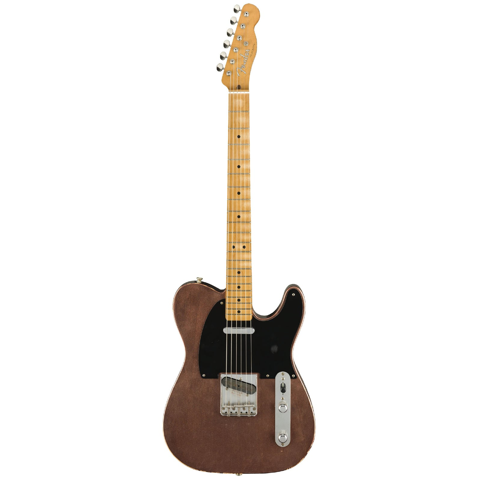 Fender Limited Edition Road Worn 50's Telecaster, Maple Fingerboard, Classic Copper