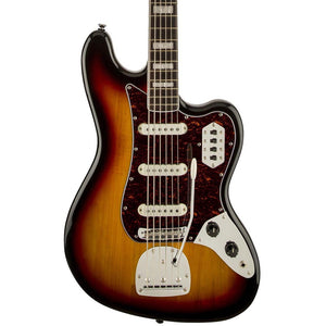 Squier Vintage Modified Bass VI Rosewood - 3-Color Sunburst
