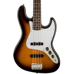 Squier Affinity Jazz Bass - Rosewood - Brown Sunburst