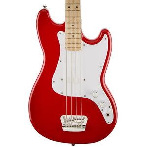 Squier Bronco Bass - Maple Fingerboard - Torino Red