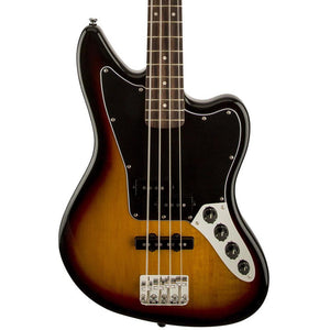 Squier Vintage Modified Jaguar Bass Special - Rosewood - 3-Color Sunburst