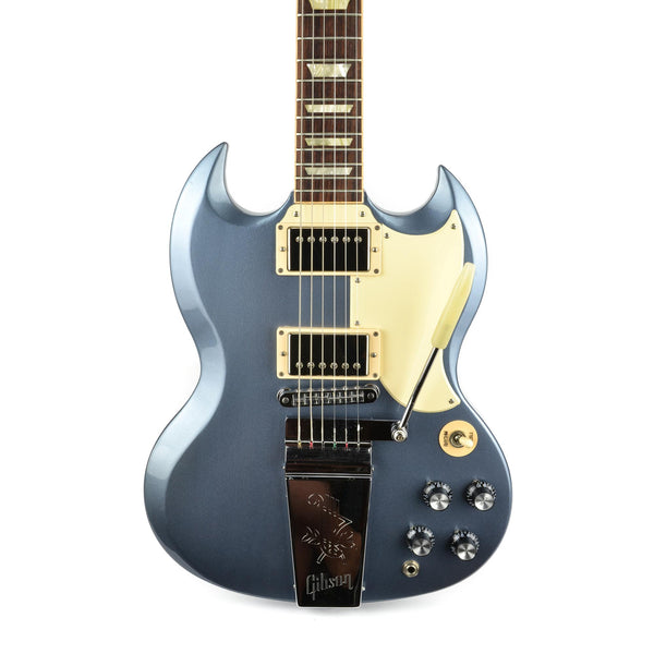 gibson jeff tweedy sg with maestro tailpiece used russo music. Black Bedroom Furniture Sets. Home Design Ideas