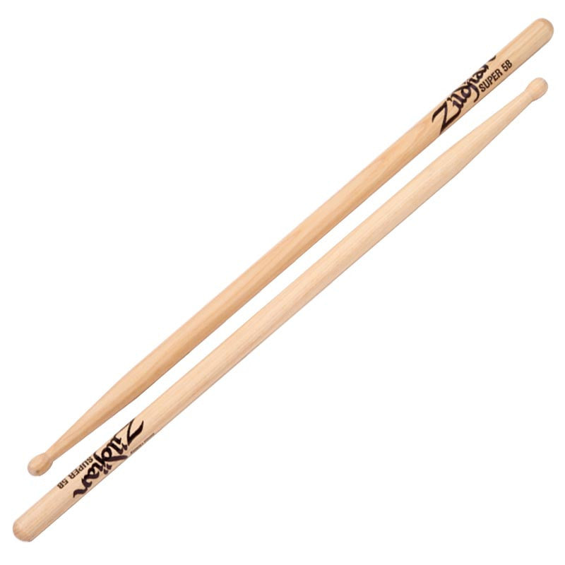 Zildjian 5B Wood Natural Drumsticks