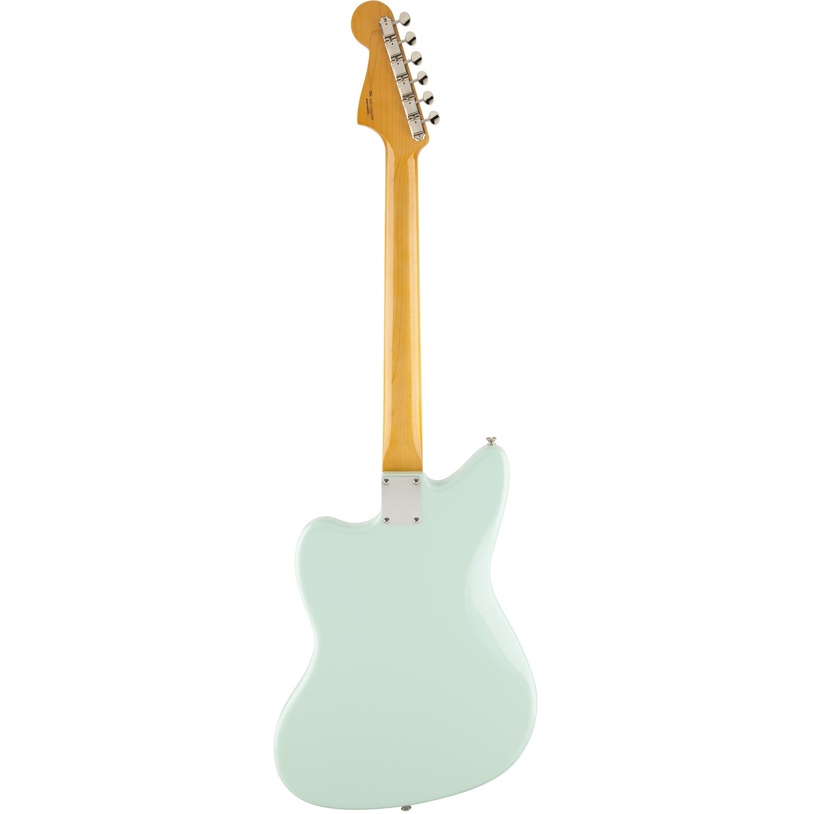 Fender 60S Jazzmaster Lacquer - Rosewood Fingerboard - Surf Green