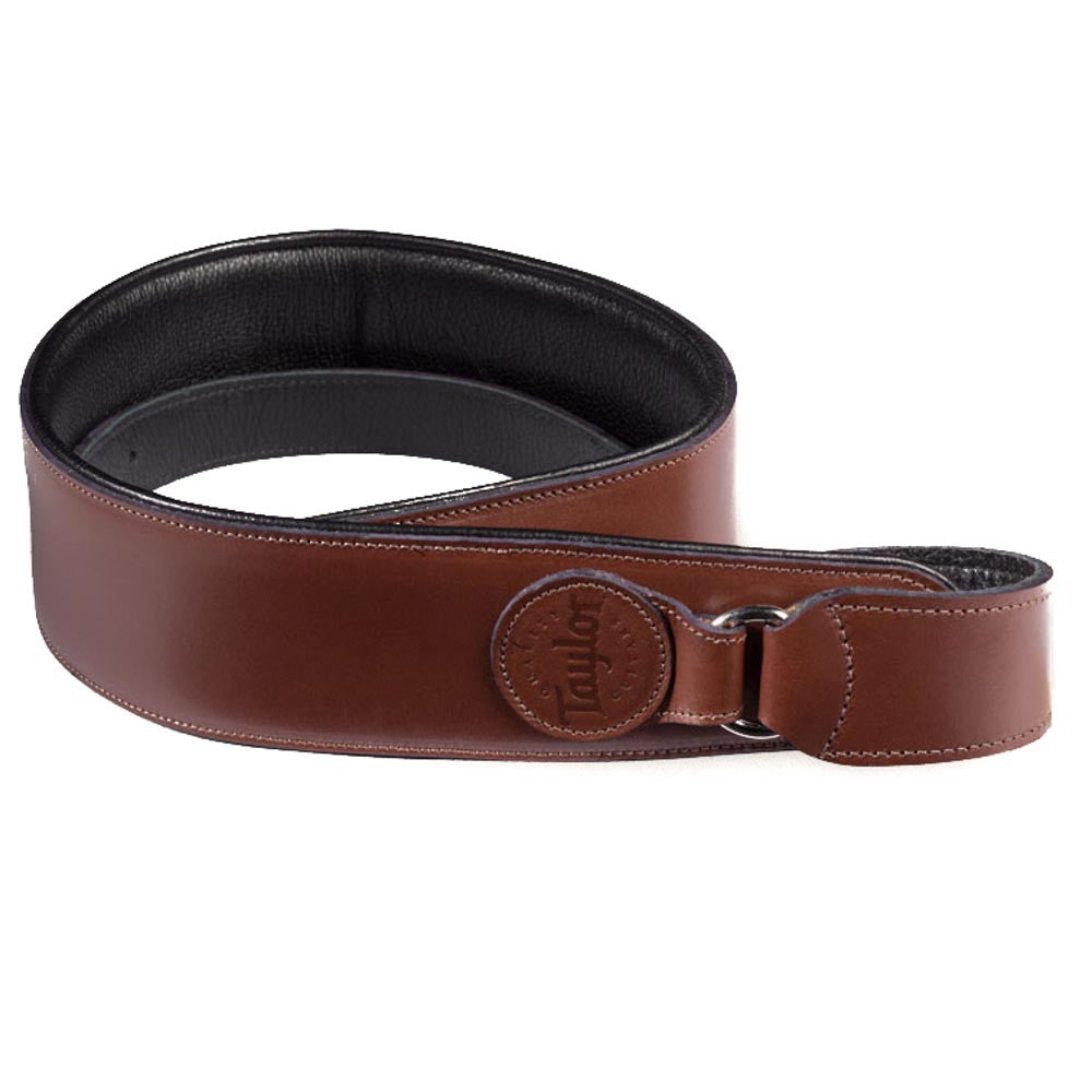Taylor Badge Strap - Brown