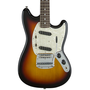Fender 65 Mustang 3 Color Sunburst