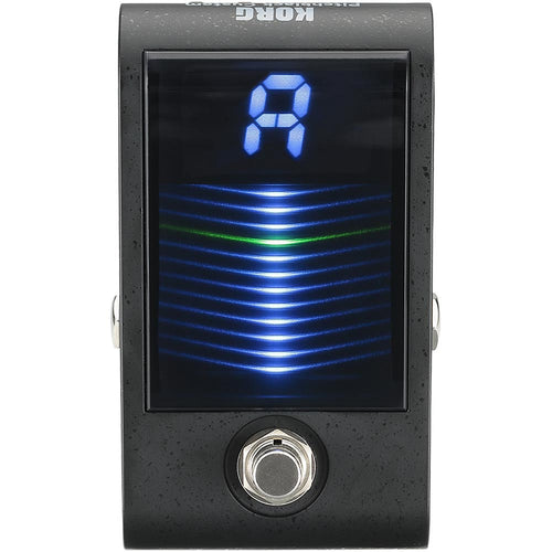 Korg Pitchblack Custom Pedal Tuner With 3D Visual Meter Display