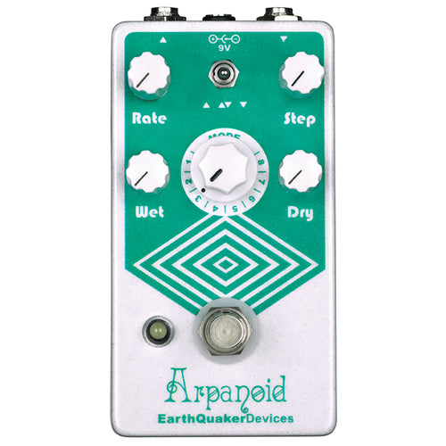Earthquaker Arpanoid Polyphonic Pitch Arpeggiator